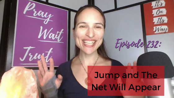 Ep. 232: Jump And The Net Will Appear