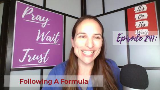Ep. 241: Following A Formula