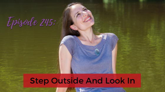 Ep. 245: Step Outside And Look In
